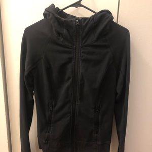 LuluLemon Black Zip Up Sweatshirt